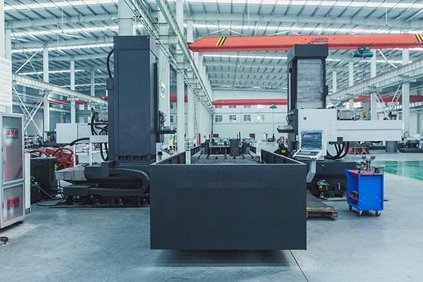 CNC Dual-boring Center